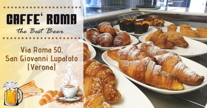 Offerta colazioni da asporto San Giovanni - Occasione brioches vegane artigianali provincia Verona