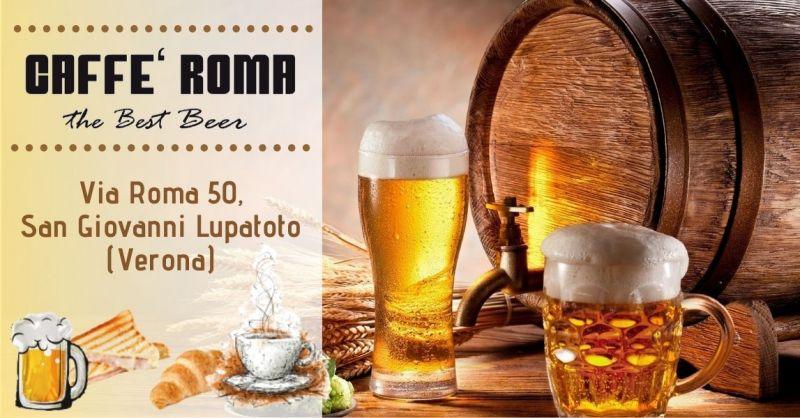 Offerta dove bere birre artigianali provincia Verona - Occasione migliore pub con birra buona San Giovanni