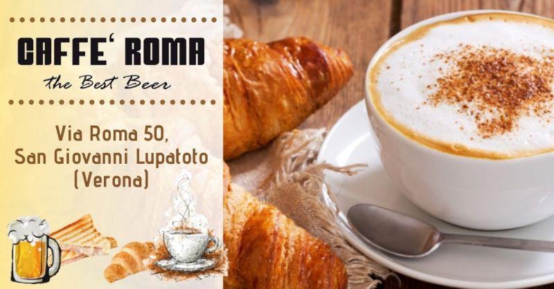 Offerta bar con brioches vegane artigianali - Occasione bar con le migliori colazioni San Giovanni Lupatoto