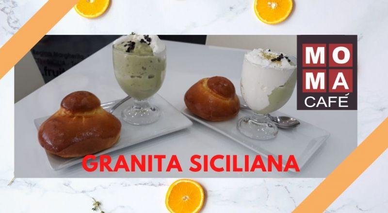 Occasione vera granita siciliana a Sassuolo – Vendita prodotti siciliani a Sassuolo