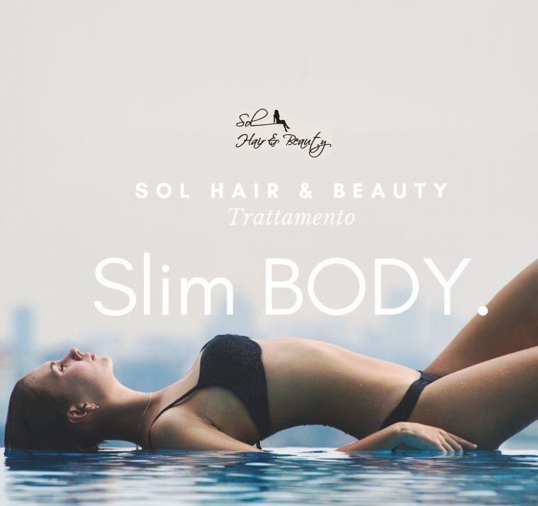 SOLHAIR e BEAUTY offerta trattamento corpo rimodellante – promo slim body