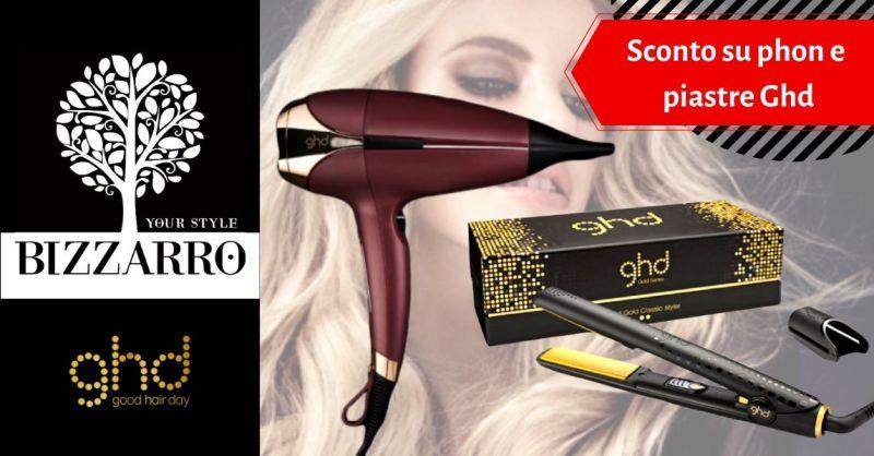 Offerta vendita piastre phon Ghd in sconto Padova - promozione phon piastre capelli Ghd Padova