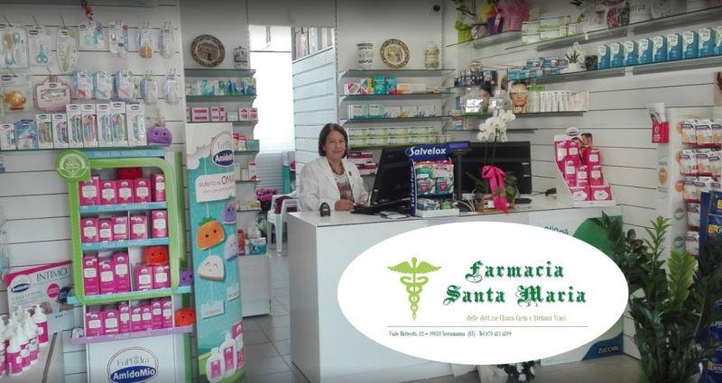 FARMACIA SANTA MARIA  Serramanna - offerta prodotti farmacia