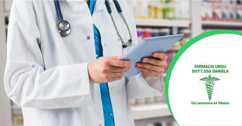 Farmacia della Dott.ssa Urgu Ollastra - promozioni sui prodotti farmaceutici Oristano