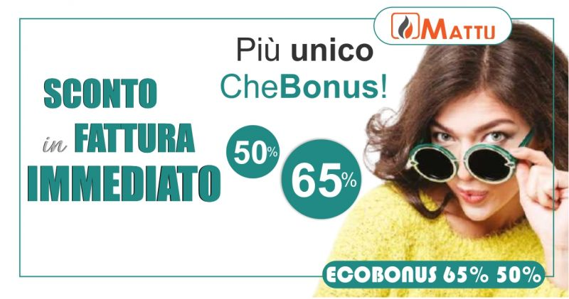 MATTU SNC - offerta ecobonus ristrutturare sconto in fattura
