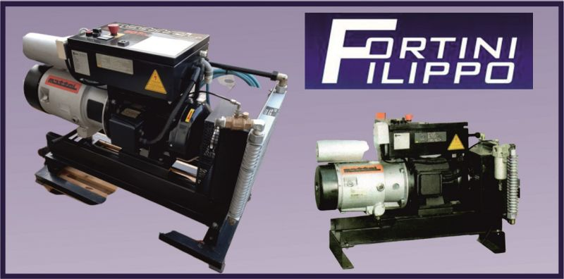 offerta compressori rotativi a palette Mattei - occasione compressori rotativi a vite e palette