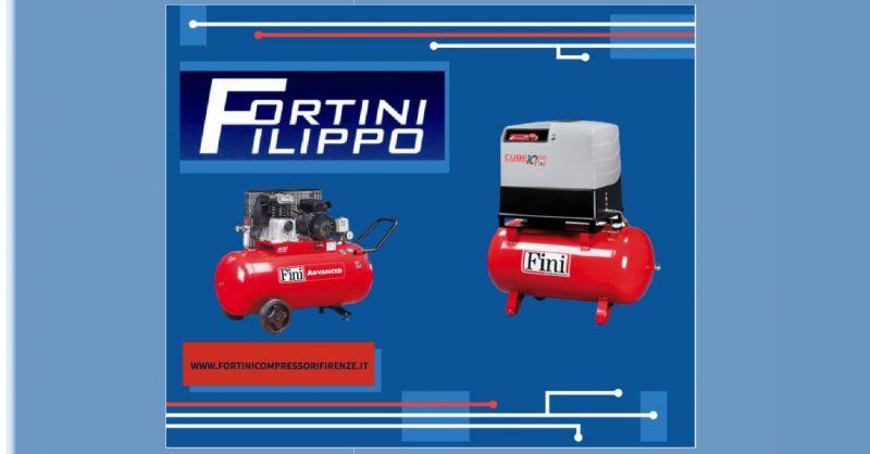 FORTINI FILIPPO - Vendita Compressori aria e Utensili per usi professionali in Toscana
