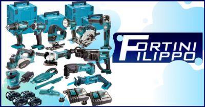 fortini filippo offerta vendita e assistenza utensili elettrici uso professionale