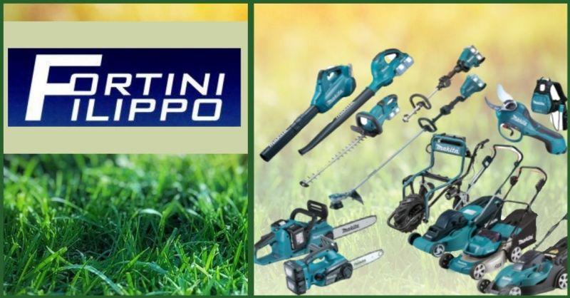 occasione vendita utensili e attrezzi da giardino - FORTINI FILIPPO