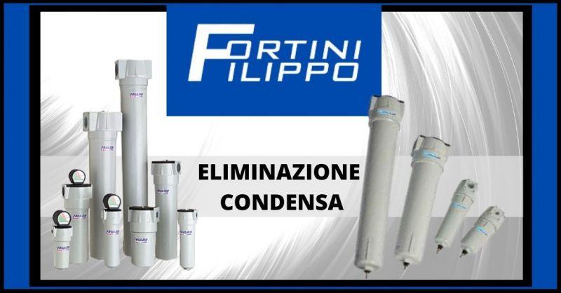 promozione montaggio accessori aria compressa per eliminazione condense Firenze - FORTINI