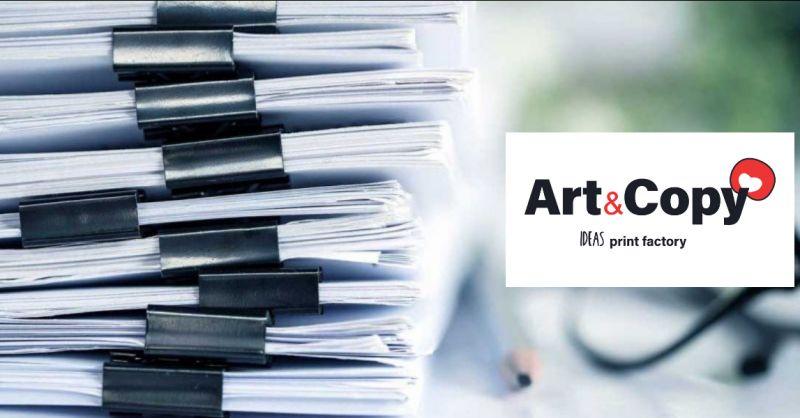 Offerta servizi copisteria per aziende Aprilia - Promozione servizi personalizzati Anzio