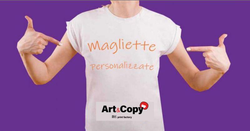 Offerta magliette personalizzate Anzio - Promozione centro stampa digitale Aprilia