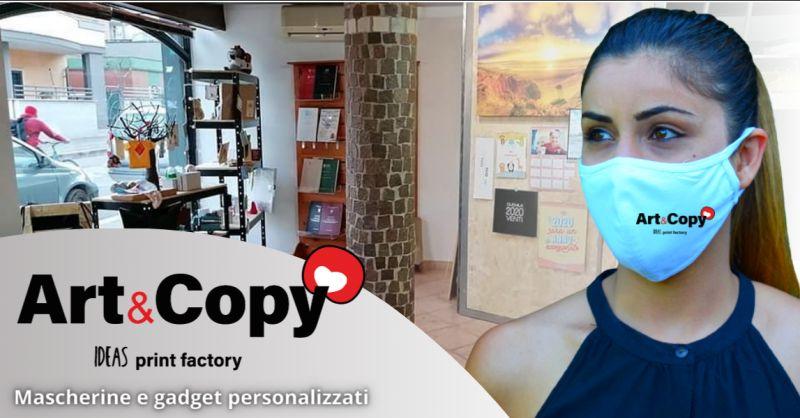 offerta stampa gadget personalizzati aprilia - occasione mascherine personalizzate anzio