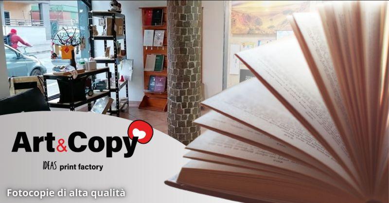 ART E COPY Offerta servizio fotocopie anzio - occasione servizio di copisteria aprilia