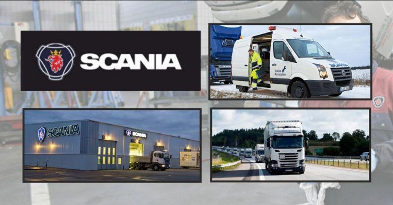 offerta officina autorizzata Scania Lucca e Massa Carrara - CAPOVANI SRL