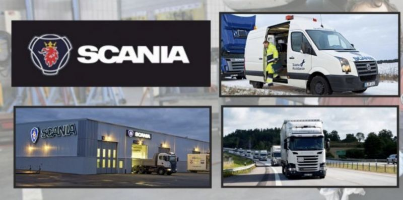 Promozione  Officina  autorizzata Scania Castelnuovo Garfagnana - Capovani Srl