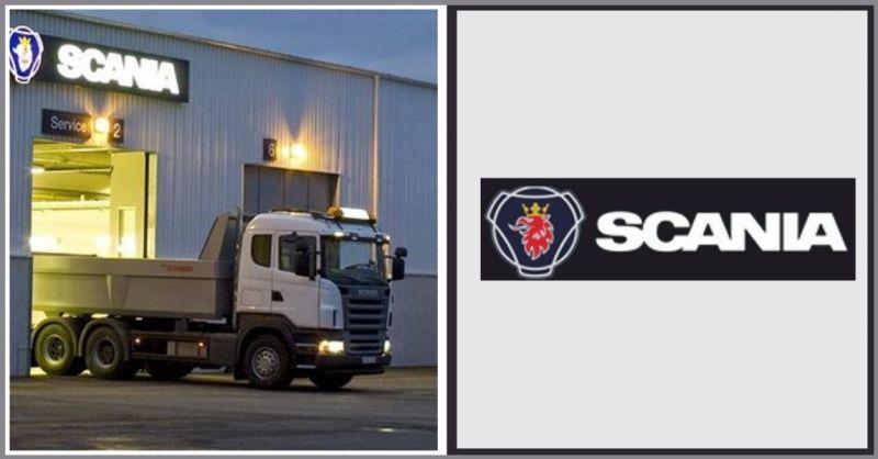 OFFICINA CAPOVANI - promozione officina autorizzata Scania Lucca e Versilia
