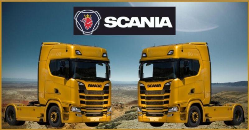 occasione riparazione motori Scania Lucca e Versilia
