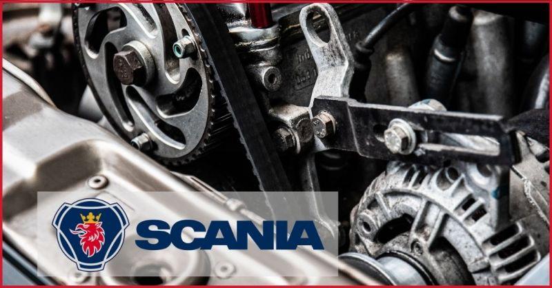 offerta magazzino ricambi officina Scania a Lucca e Massa Carrara - OFFICINA CAPOVANI