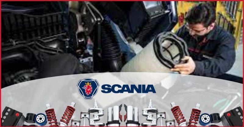 OFFICINA CAPOVANI - offerta elettrauto officina autorizzata Scania Lucca e Massa Carrara