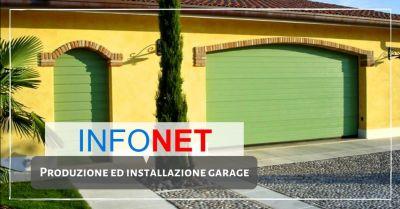 offerta vendita installazione portoni sezionali vicenza occasione riparazione porte garage