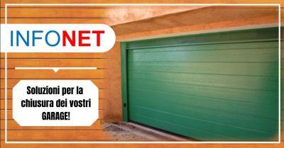 offerta produzione porte basculanti per garage vicenza occasione installazione portoni laterali