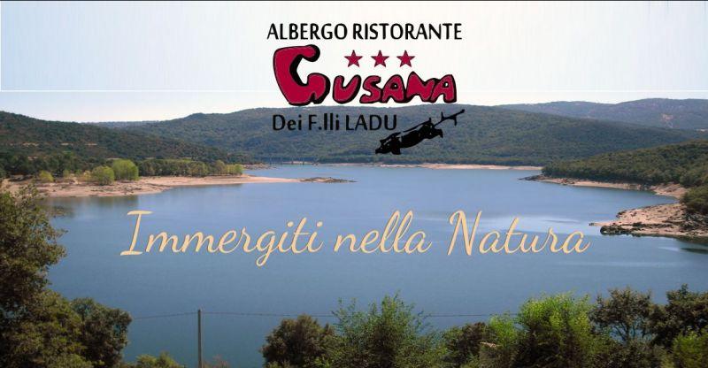 ALBERGO RISTORANTE  GUSANA Gavoi - offerta location esclusiva per una vacanza nel cuore della Barbagia
