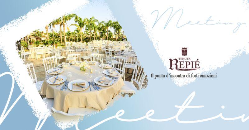 Offerta Organizzazione Eventi Location Trapani Mazara - Occasione Villa per Meeting Eventi Trapani Mazara