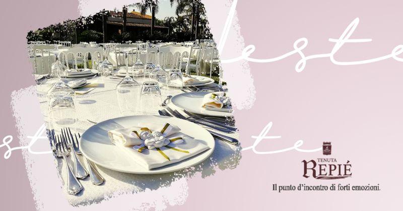 TENUTA REPIE' - Offerta Sala Feste Private Mazara Trapani