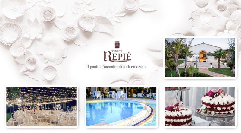 Occasione location per matrimoni e ricevimenti mazara trapani - promozione location per matrimonio con giardino e piscina mazara del vallo