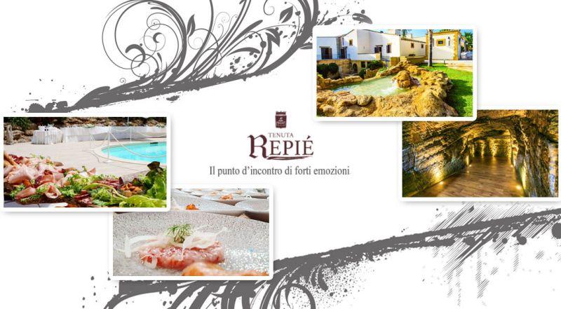 Occasione location con piscina per banchetti e eventi mazara trapani - promozione tenuta storica per banchetti ed eventi mazara del vallo