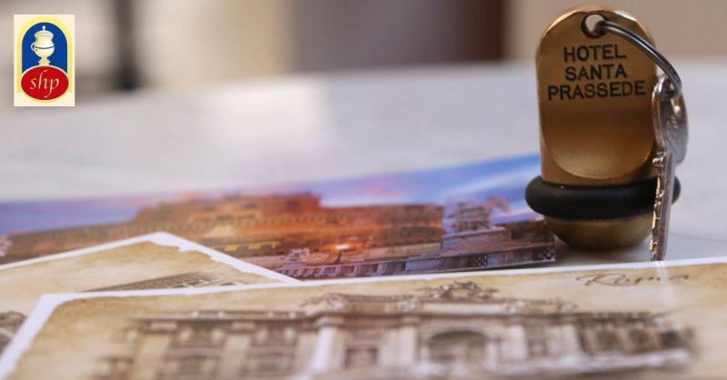 Hotel Santa Prassede - Offerta pernottamento vicino alla Stazione Centrale Roma Termini e metrò