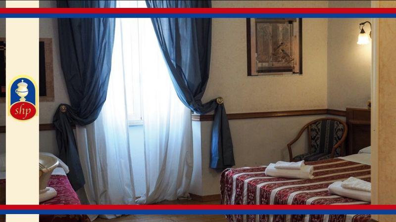 Hotel Santa Prassede - Offerta pernottamento vicino Rione Monti una delle zone più belle di Roma