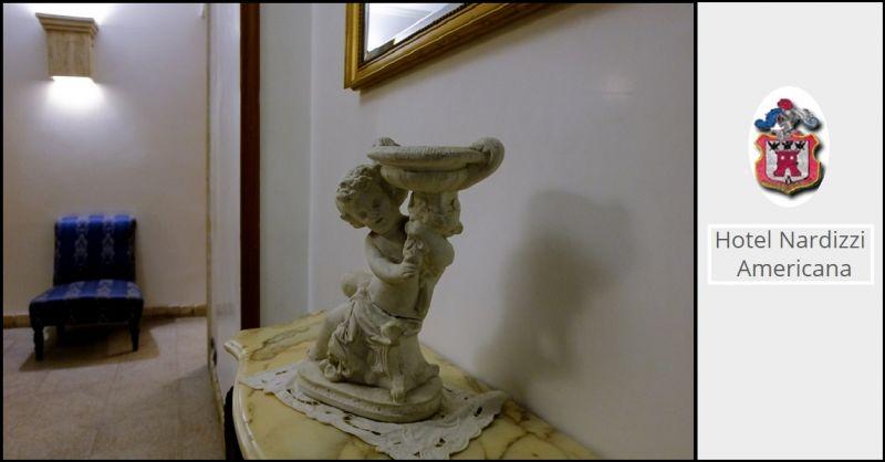 Hotel Nardizzi Americana Roma - Offerta pernottamento Hotel vicino Stazione Termini e Quirinale