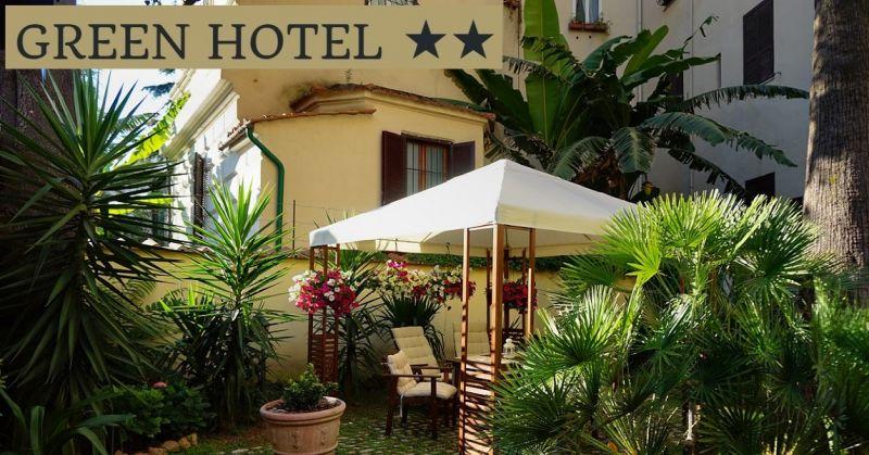GREEN HOTEL A ROMA - Trova il miglior B&B Hotel con giardino adatto per universitari a Roma
