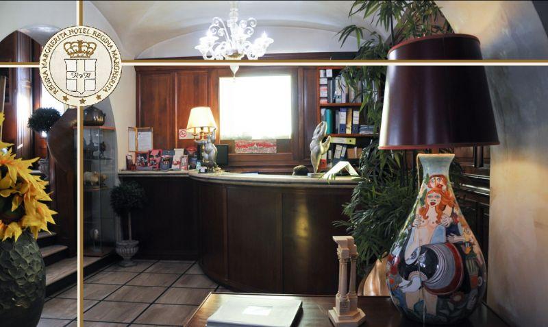 Hotel Regina Margherita - Offerta pernottamento con prima colazione B&B vicino Policlinico Roma