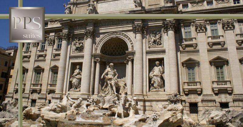 Rome Sleep Alberghi al centro di Roma - Trova Hotel B&B economico vicino alla Fontana di Trevi