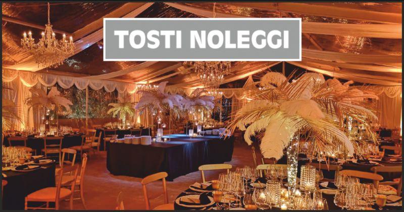 tosti marcello offerta noleggio gazebo - occasione allestimenti per matrimoni perugia