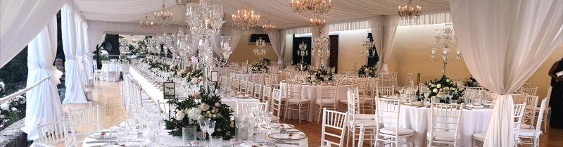 TOSTI NOLEGGI offerta noleggio sedie e tavoli per cerimonie e manifestazioni Spoleto