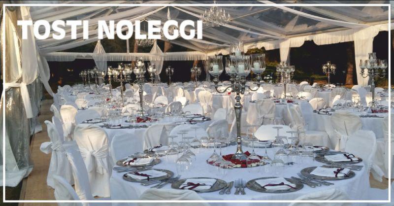 tosti marcello offerta allestimento matrimoni - occasione strutture eventi perugia
