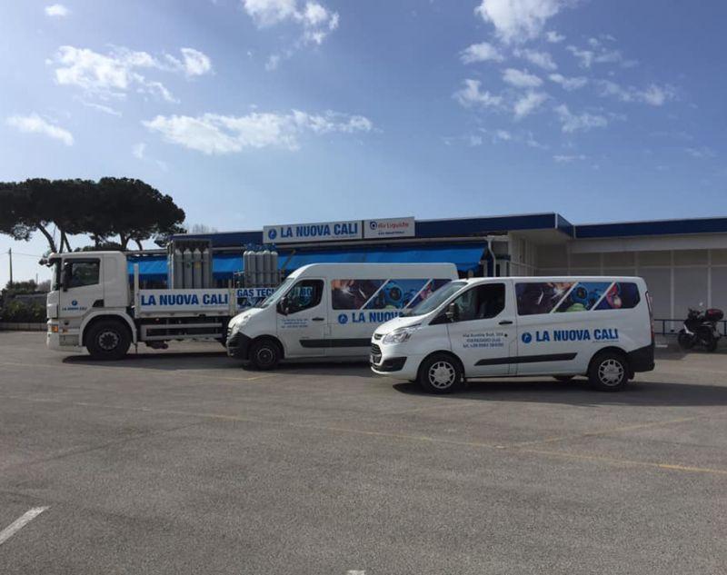 offerta vendita gas tecnici Lucca - occasione Attrezzatura e materiali per la saldatura