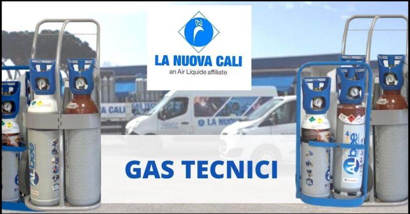 promozione fornitura gas tecnici industriali Lucca e Versilia - LA NUOVA CALI