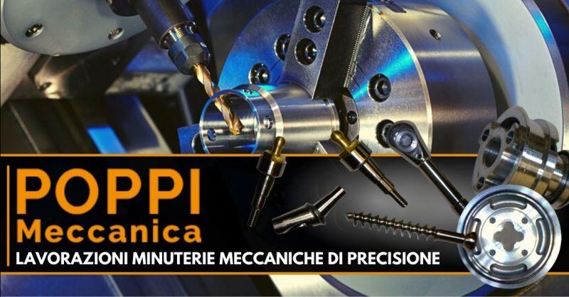 POPPI FRANCO - Offerta realizzazione minuteria meccanica per implantologia dentale Modena