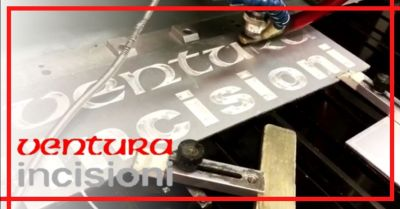 ventura offerta azienda specializzata nella realizzazione di incisioni personalizzate bologna