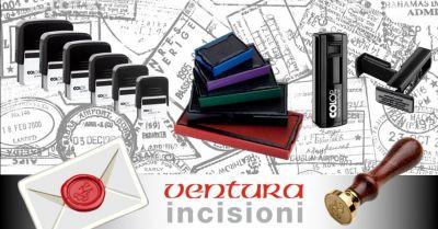 offerta fornitura timbri personalizzati occasione timbri in gomma ottone ceralacca bologna