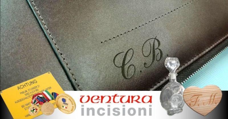 Promozione realizzazione marcatura laser - offerta incisioni laser personalizzate Bologna