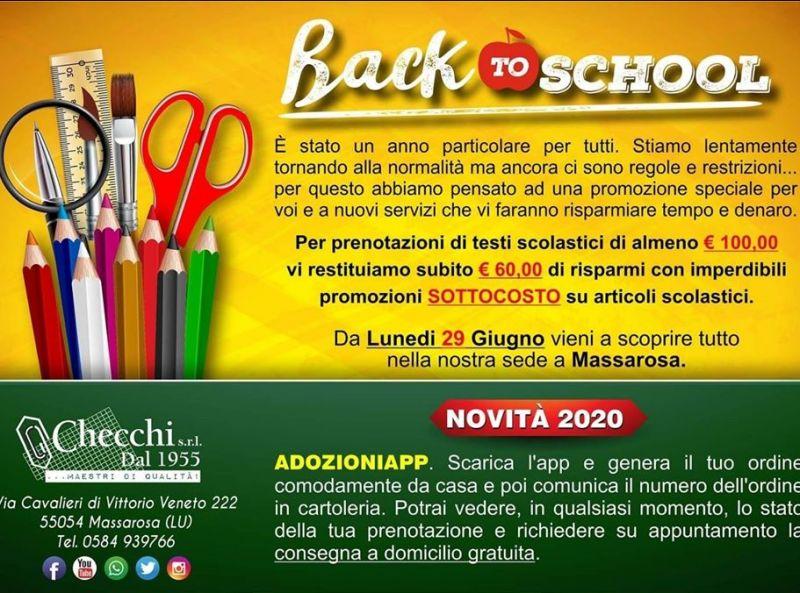 prenotazione testi scolastici, scuola, libri scuola