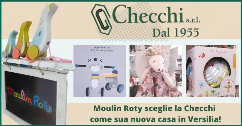 promozione rivenditore giocattoli Moulin Roty Versilia - offerta giocattoli Moulin Roty