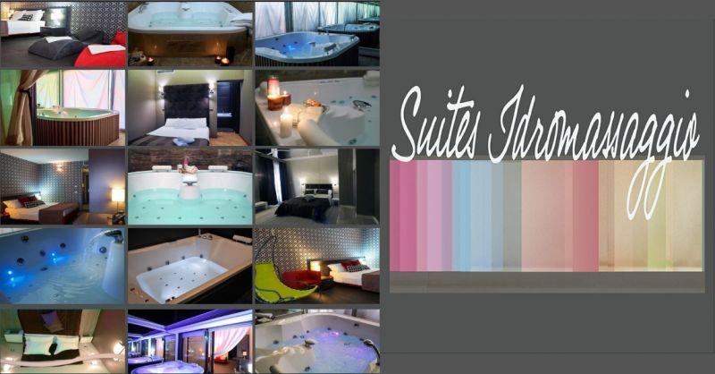 Suites Idromassaggio Roma - Occasione albergo B&B con vasca idromassaggio relax jacuzzi a Roma