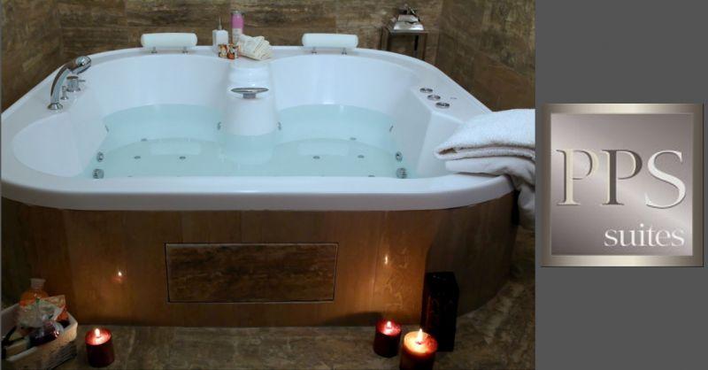 SUITES IDROMASSAGGIO ROMA - Occasione Hotel con suite con vasca idromassaggio in centro a Roma